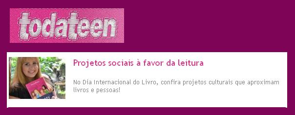 Todateen_ProjetoLeitura