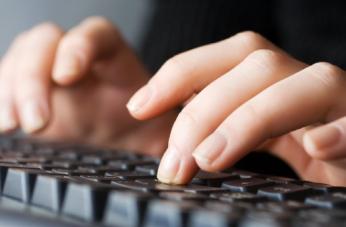 digitando-em-teclado